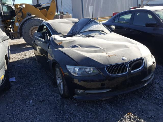 Salvage cars for sale from Copart Hueytown, AL: 2013 BMW 328 I