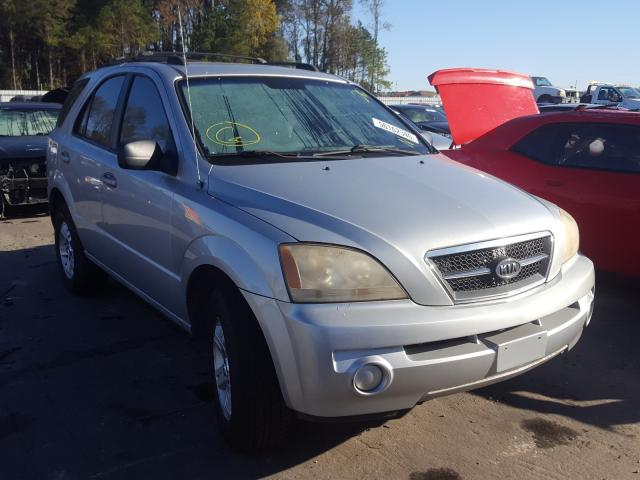 KIA salvage cars for sale: 2005 KIA Sorento EX