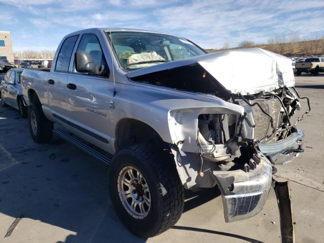 Salvage cars for sale from Copart Littleton, CO: 2006 Dodge RAM 2500 S