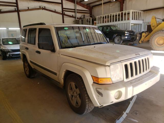 2006 Jeep Commander en venta en Longview, TX