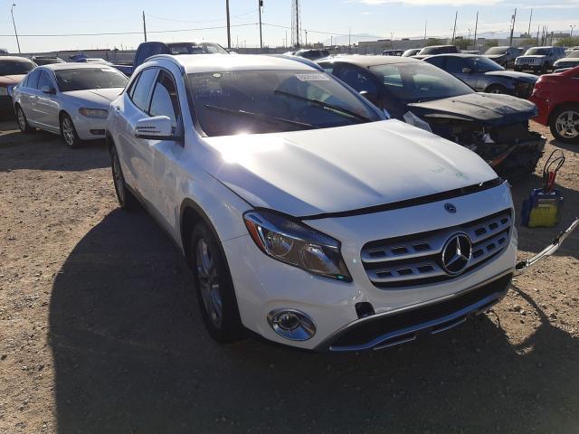 Vehiculos salvage en venta de Copart Las Vegas, NV: 2019 Mercedes-Benz GLA 250