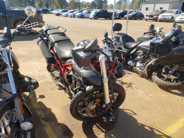 Salvage cars for sale from Copart Longview, TX: 2014 Triumph Tiger 800X