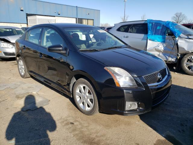 2012 NISSAN SENTRA 3N1AB6APXCL618482
