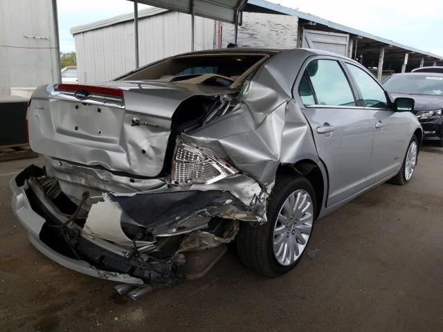 цена в сша 2010 Ford Fusion Hyb 2.5L 3FADP0L30AR194359