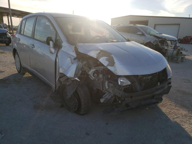 Salvage cars for sale from Copart Temple, TX: 2011 Nissan Versa S