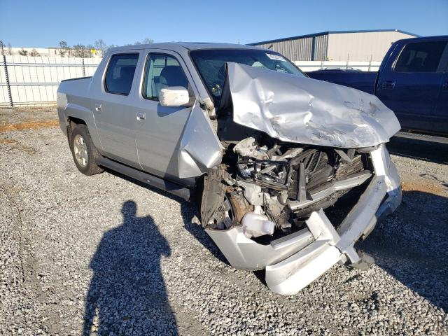 Honda salvage cars for sale: 2008 Honda Ridgeline