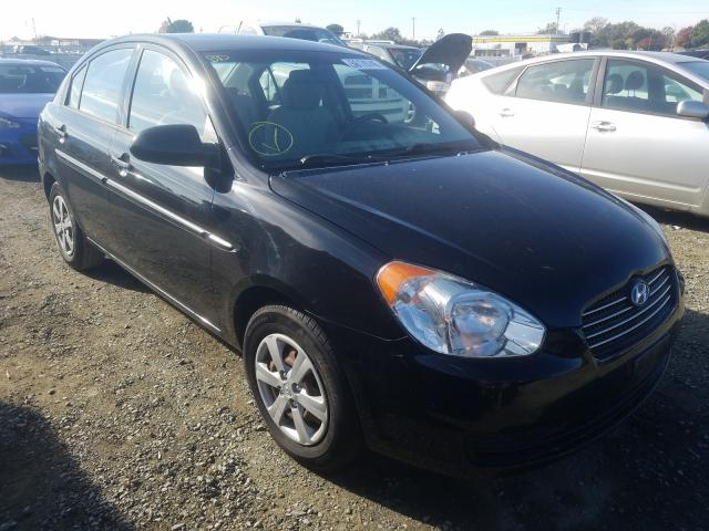 Salvage cars for sale from Copart Antelope, CA: 2009 Hyundai Accent
