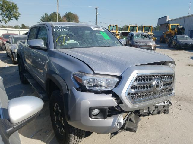 2017 Toyota Tacoma DOU for sale in Montgomery, AL
