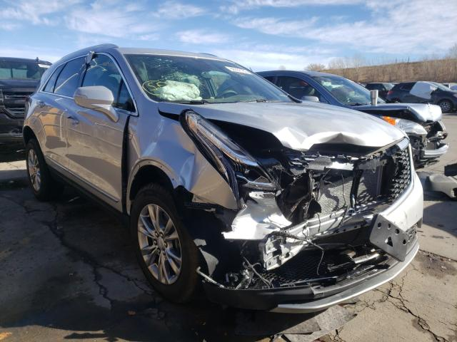 Cadillac salvage cars for sale: 2020 Cadillac XT5 Premium