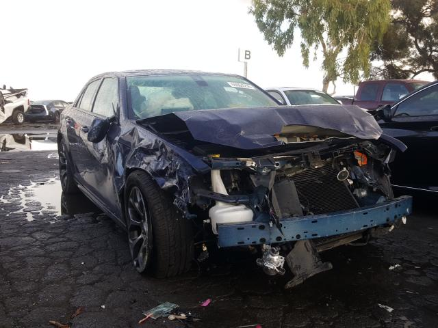 Salvage cars for sale from Copart Martinez, CA: 2017 Chrysler 300 S
