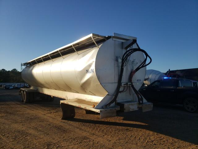 Salvage cars for sale from Copart Longview, TX: 2006 Trail King Tanker