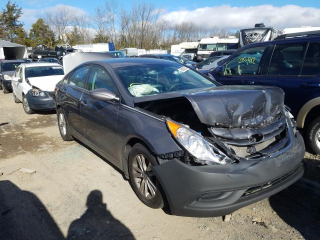 Salvage cars for sale from Copart Pennsburg, PA: 2012 Hyundai Sonata GLS