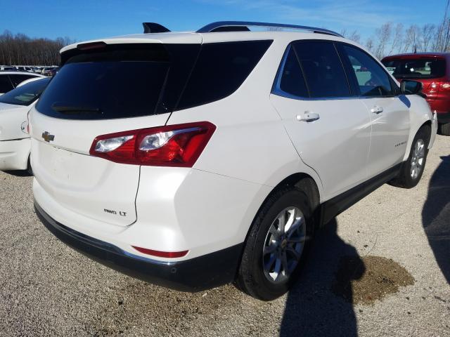 цена в сша 2018 Chevrolet Equinox Lt 1.5L 2GNAXSEV5J6270230