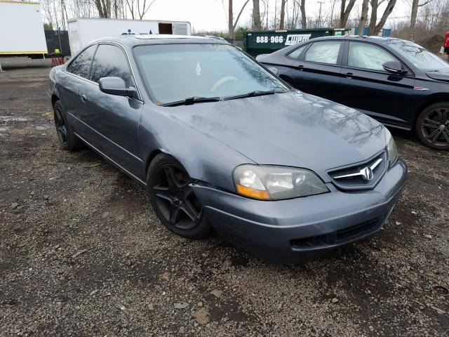 Acura 3.2CL salvage cars for sale: 2003 Acura 3.2CL