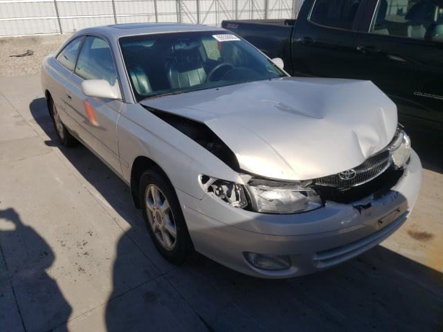 Salvage cars for sale from Copart Farr West, UT: 2001 Toyota Camry Sola