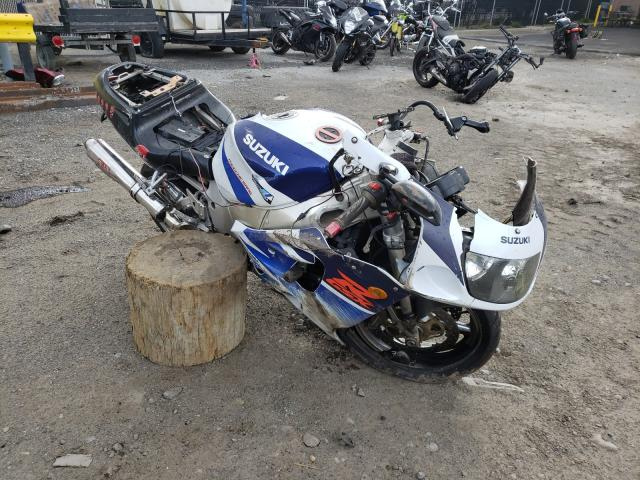 Salvage cars for sale from Copart Waldorf, MD: 1998 Suzuki GSX-R750