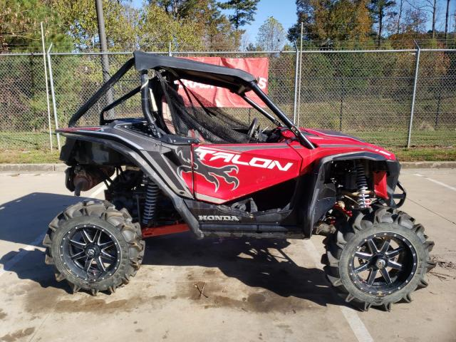 Salvage cars for sale from Copart Austell, GA: 2020 Honda SXS1000 S2