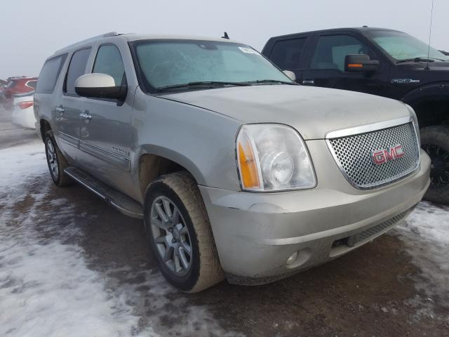 Salvage cars for sale from Copart Rocky View County, AB: 2007 GMC Yukon XL D