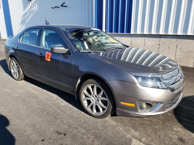 2012 Ford Fusion SEL for sale in Moncton, NB