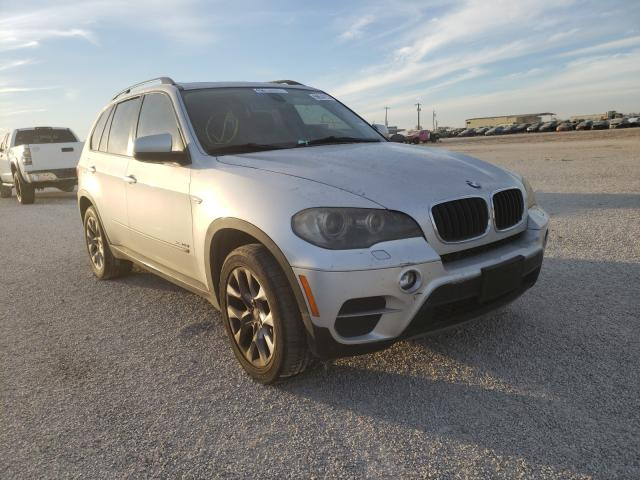 Salvage cars for sale from Copart San Antonio, TX: 2011 BMW X5 XDRIVE3