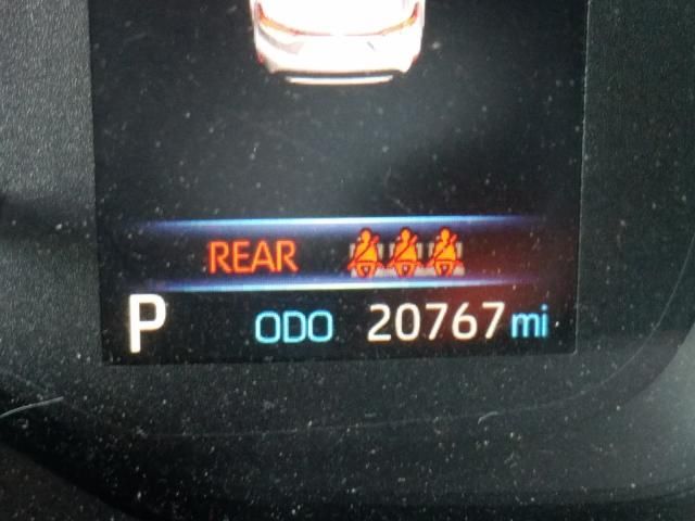 JTDEPRAE0LJ041985 2020 Toyota Corolla Le 1.8L