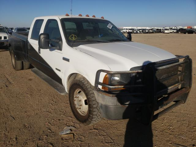 Salvage cars for sale from Copart Amarillo, TX: 2006 Ford F350 Super