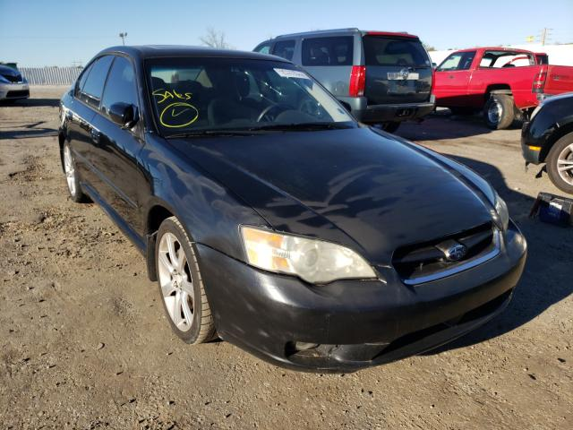 Subaru Legacy salvage cars for sale: 2006 Subaru Legacy