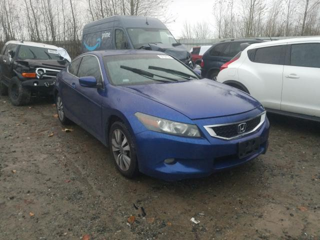 Salvage cars for sale from Copart Arlington, WA: 2008 Honda Accord EX