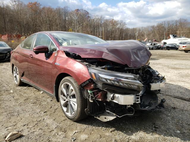 HONDA CLARITY TO