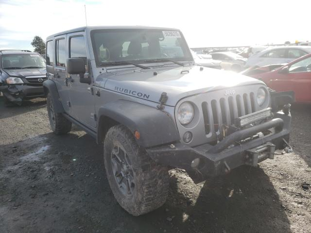 Jeep salvage cars for sale: 2015 Jeep Wrangler U