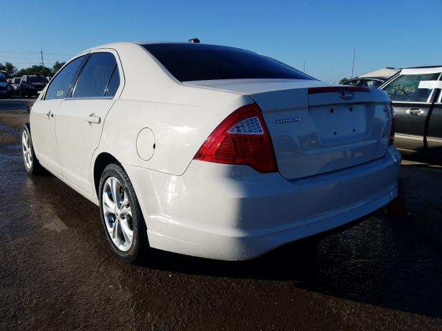 2012 FORD FUSION SE 3FAHP0HA4CR152076