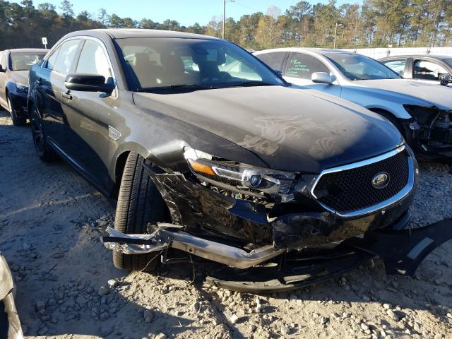 Ford Taurus SHO salvage cars for sale: 2013 Ford Taurus SHO