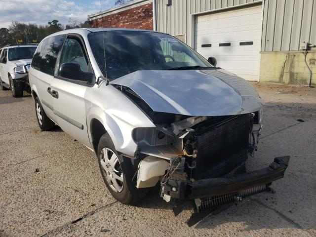Salvage cars for sale from Copart Hampton, VA: 2006 Dodge Grand Caravan