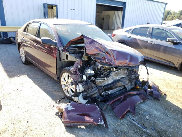 Salvage cars for sale from Copart Shreveport, LA: 2010 Toyota Avalon XL