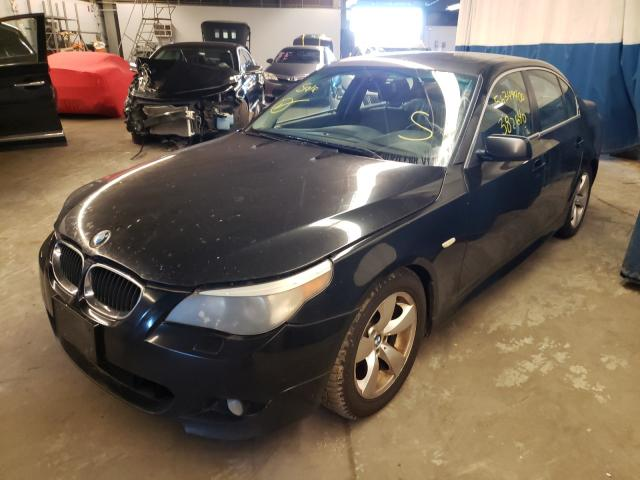 BMW 5 SERIES 2006 1