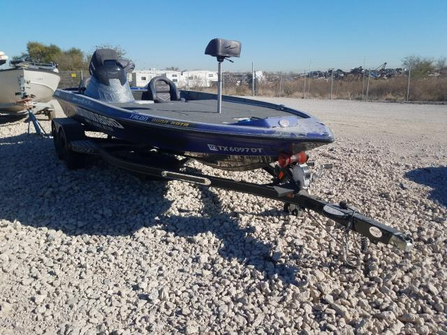 Salvage cars for sale from Copart Grand Prairie, TX: 2017 Legn Marine Lot