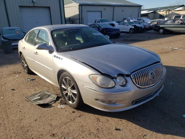 Buick Lacrosse S salvage cars for sale: 2008 Buick Lacrosse S