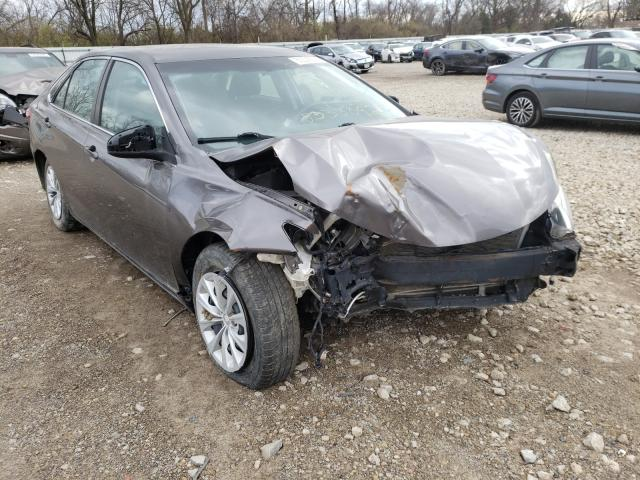 Salvage cars for sale from Copart Columbus, OH: 2015 Toyota Camry LE
