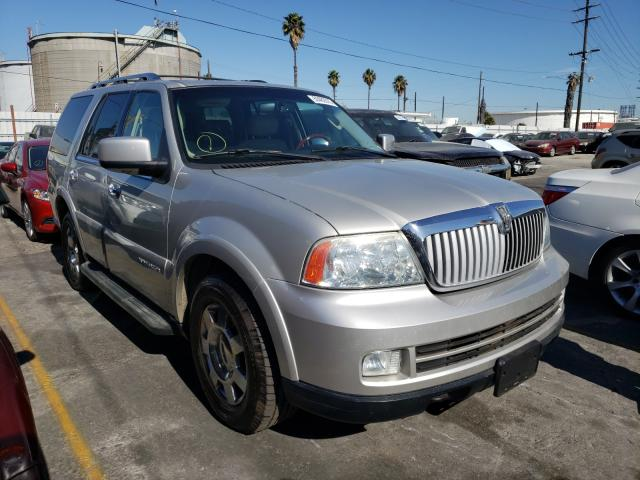 Salvage cars for sale from Copart Wilmington, CA: 2006 Lincoln Navigator
