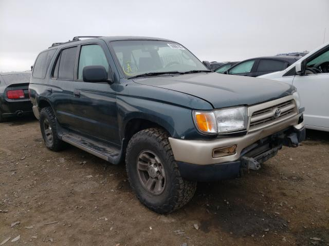 Toyota 4runner salvage cars for sale: 1997 Toyota 4runner