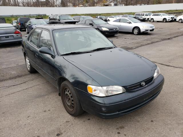 Toyota Corolla salvage cars for sale: 1999 Toyota Corolla