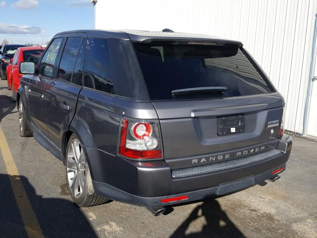 купить 2011 Land Rover Range Rove 5.0L SALSH2E42BA274279