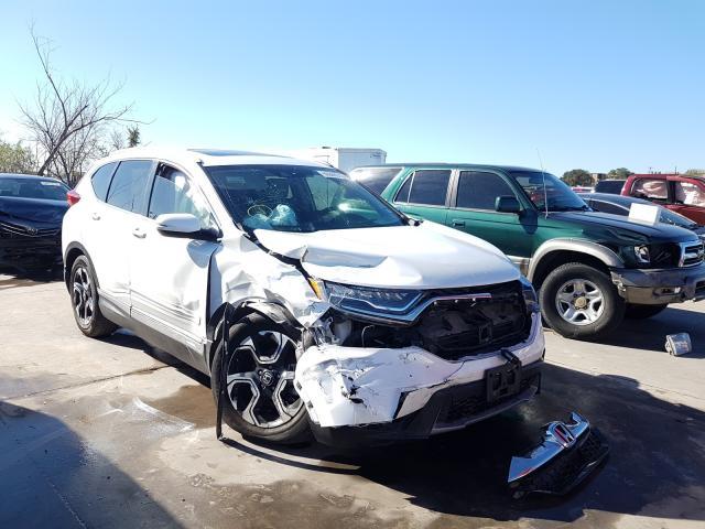 Honda salvage cars for sale: 2019 Honda CR-V Touring