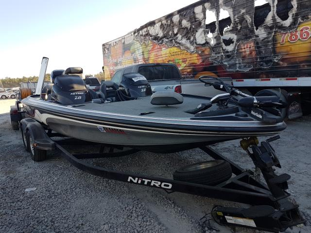 Nitrous salvage cars for sale: 2011 Nitrous BOAT&TRLR