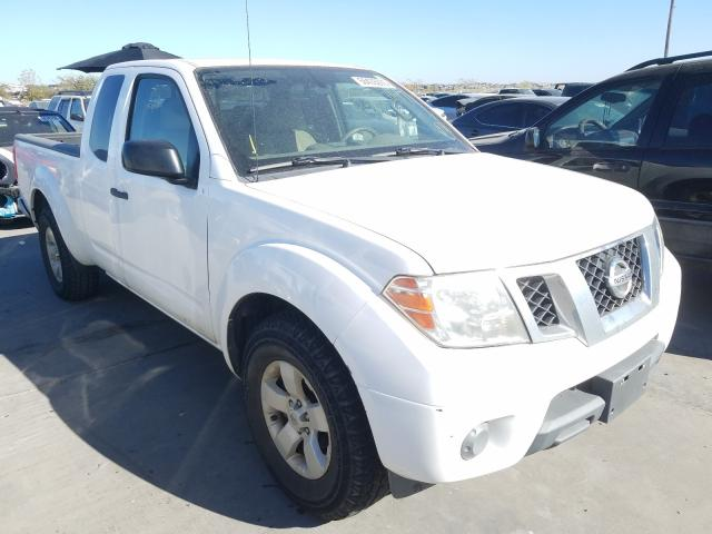 Nissan Frontier S salvage cars for sale: 2012 Nissan Frontier S