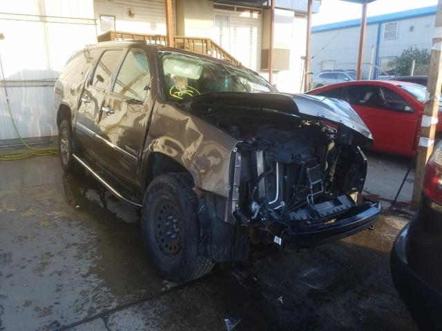 GMC Vehiculos salvage en venta: 2014 GMC Yukon XL D