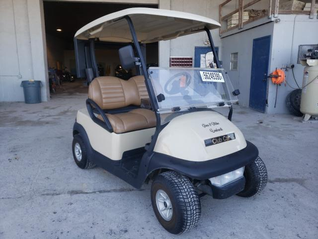 Golf salvage cars for sale: 2015 Golf Club Car