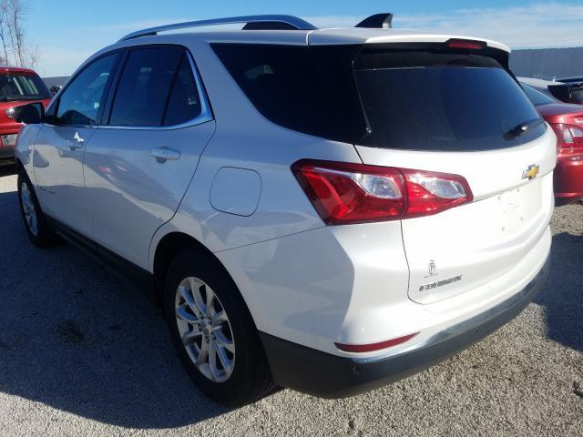 купить 2018 Chevrolet Equinox Lt 1.5L 2GNAXSEV5J6270230