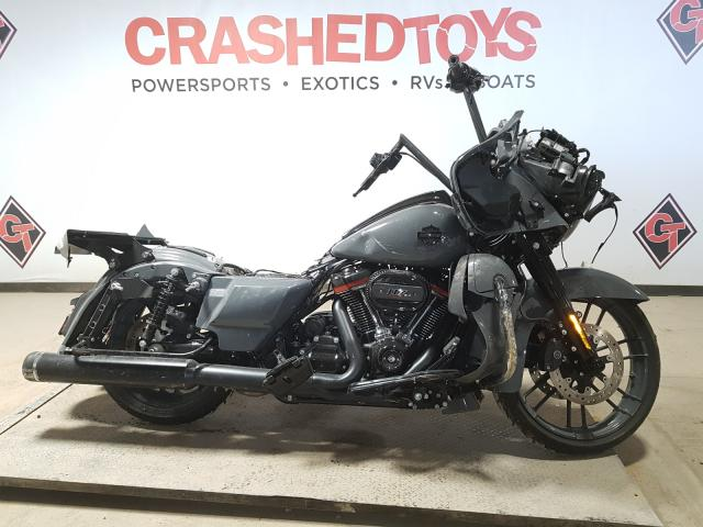 Harley-Davidson Fltrxse CV salvage cars for sale: 2018 Harley-Davidson Fltrxse CV