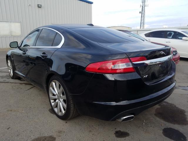 2011 Jaguar XF | Vin: SAJWA0GB3BLR94189